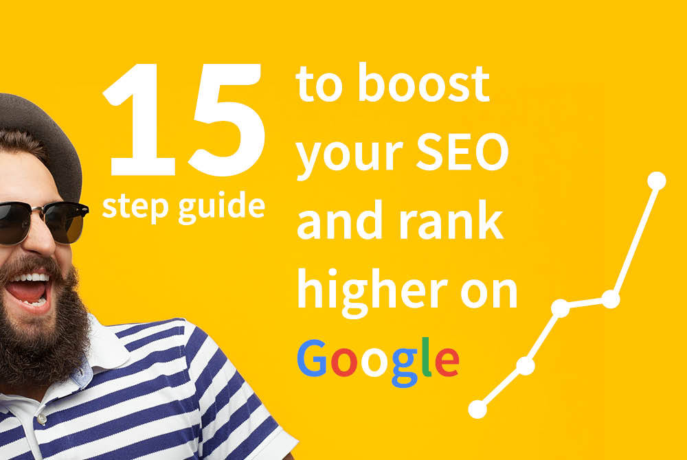 15 SEO tricks to improve your Google ranking and get more customers